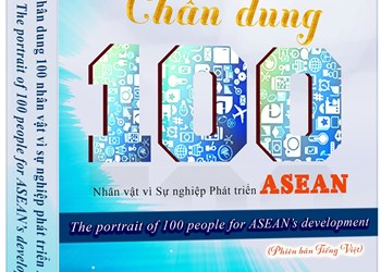 The portrait of 100 people for ASEAN's development